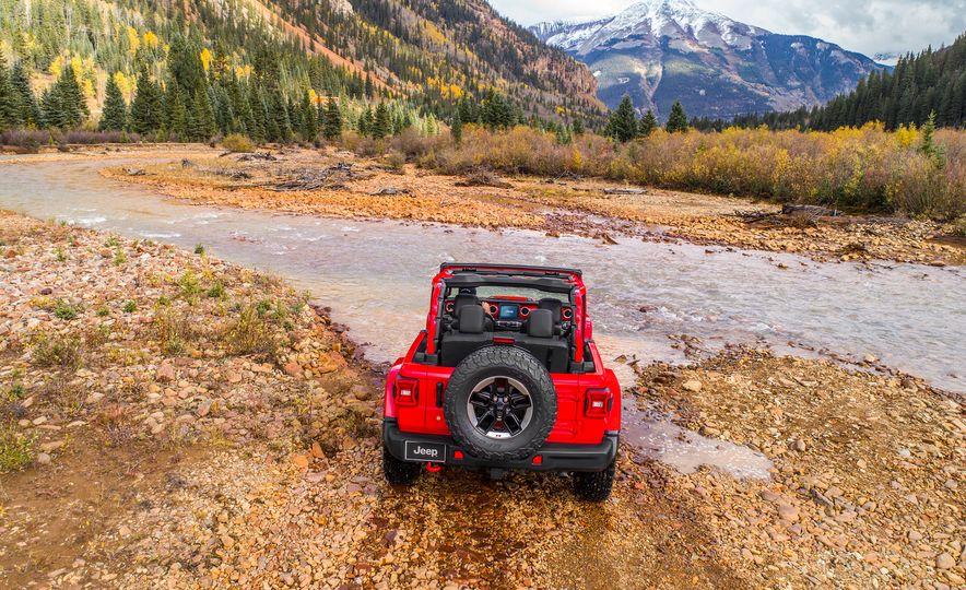 2018 Jeep Wrangler - Slide 47