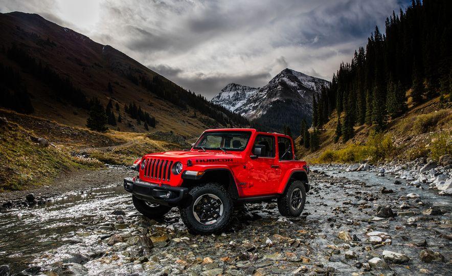 2018 Jeep Wrangler - Slide 55