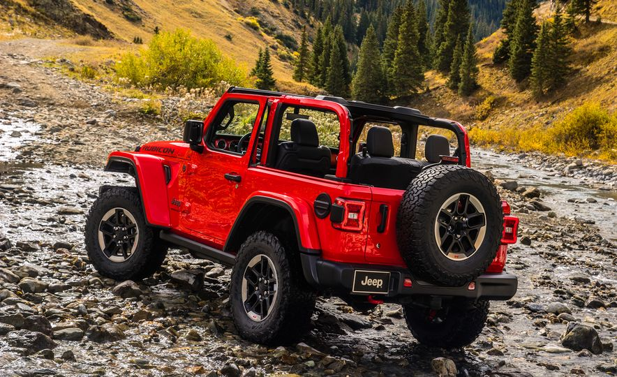 2018 Jeep Wrangler - Slide 57