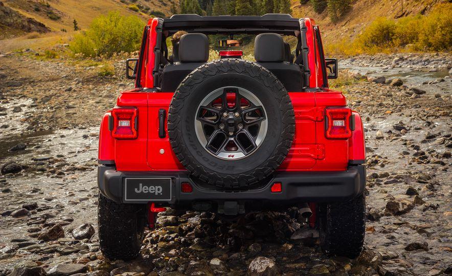 2018 Jeep Wrangler - Slide 60