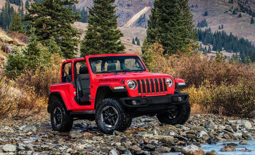 2018 Jeep Wrangler - Slide 61