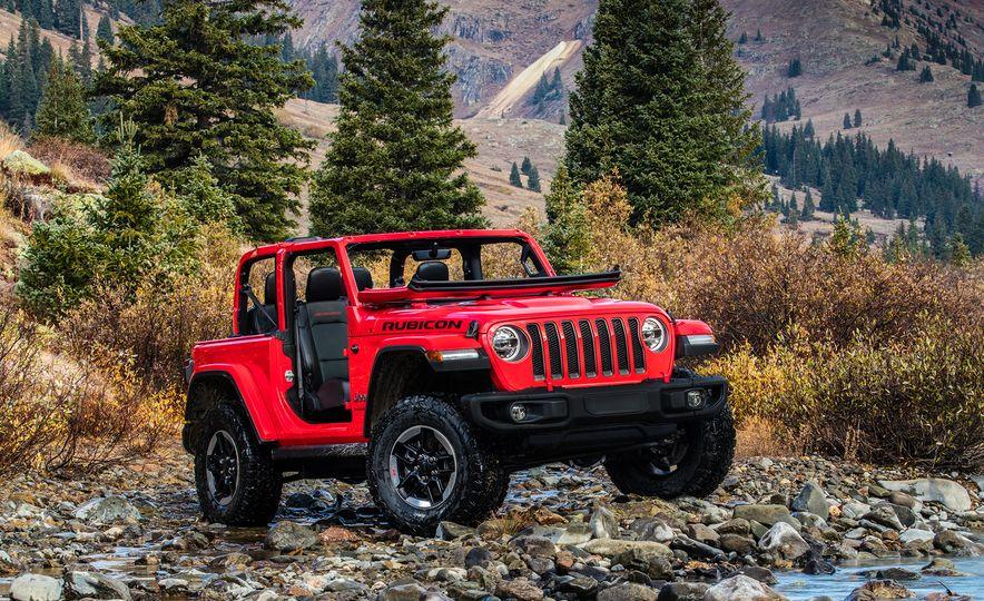 2018 Jeep Wrangler - Slide 62