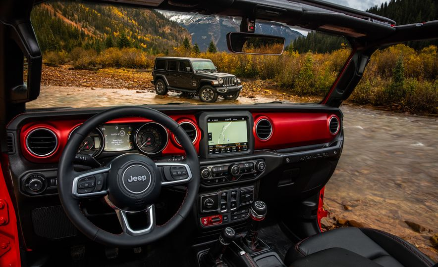 2018 Jeep Wrangler - Slide 72