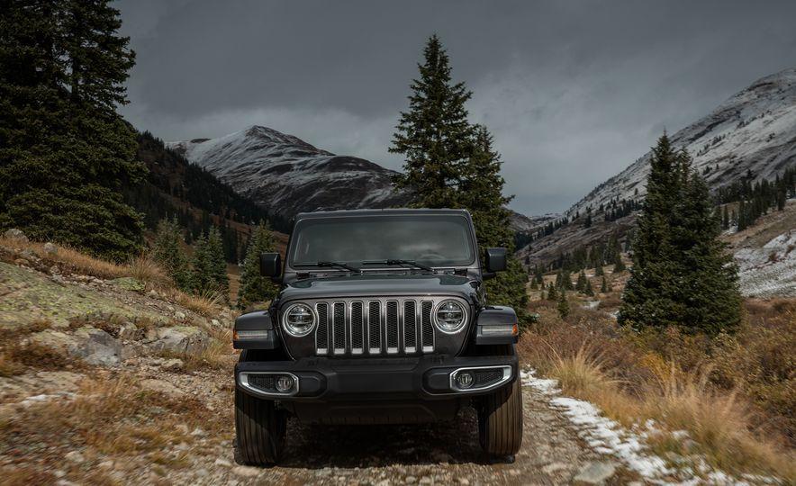 2018 Jeep Wrangler - Slide 85