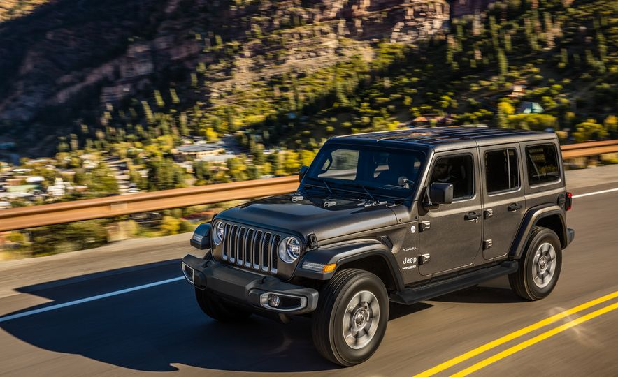 2018 Jeep Wrangler - Slide 90