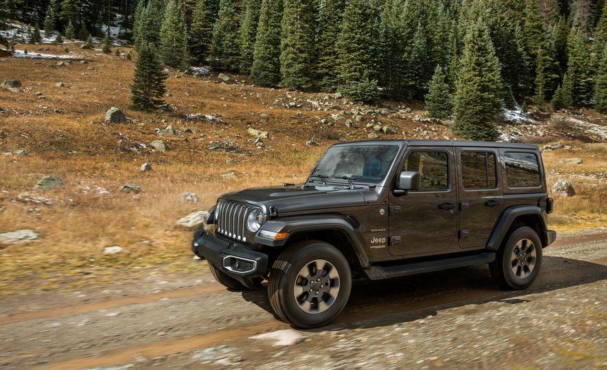 2018 Jeep Wrangler - Slide 91
