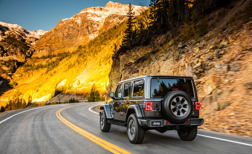 2018 Jeep Wrangler - Slide 92