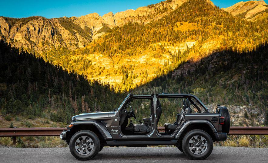 2018 Jeep Wrangler - Slide 96