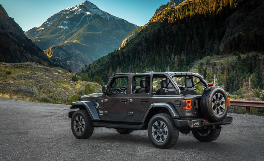 2018 Jeep Wrangler - Slide 97