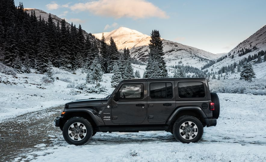 2018 Jeep Wrangler - Slide 101