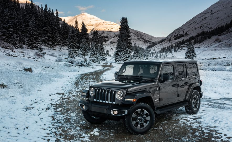 2018 Jeep Wrangler - Slide 102
