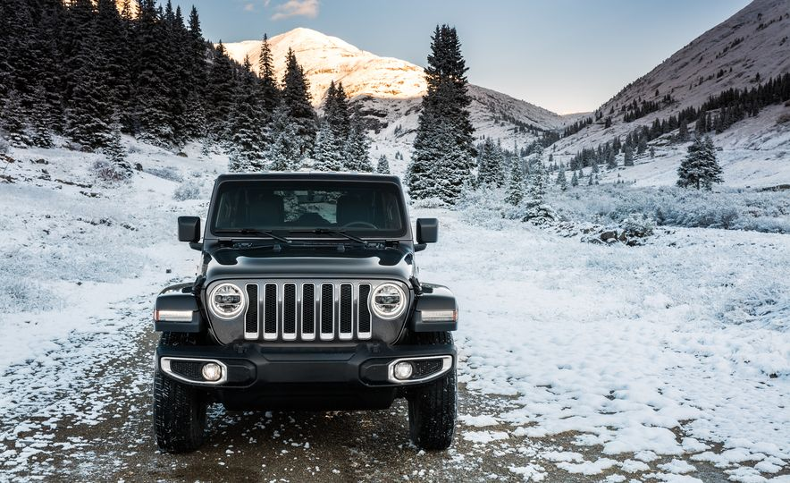 2018 Jeep Wrangler - Slide 105