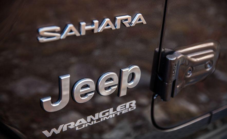 2018 Jeep Wrangler - Slide 112