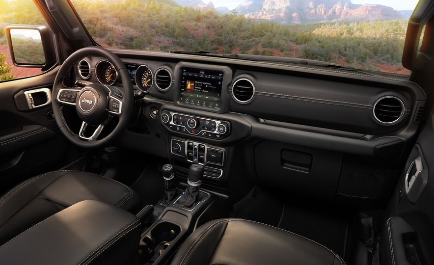 2018 Jeep Wrangler - Slide 117