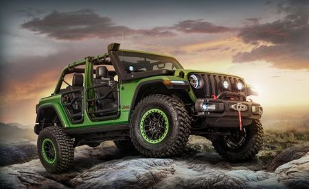 Mojitos and Lift Kits: The 2018 Jeep Wrangler JL Is All Ready for Mopar Parts