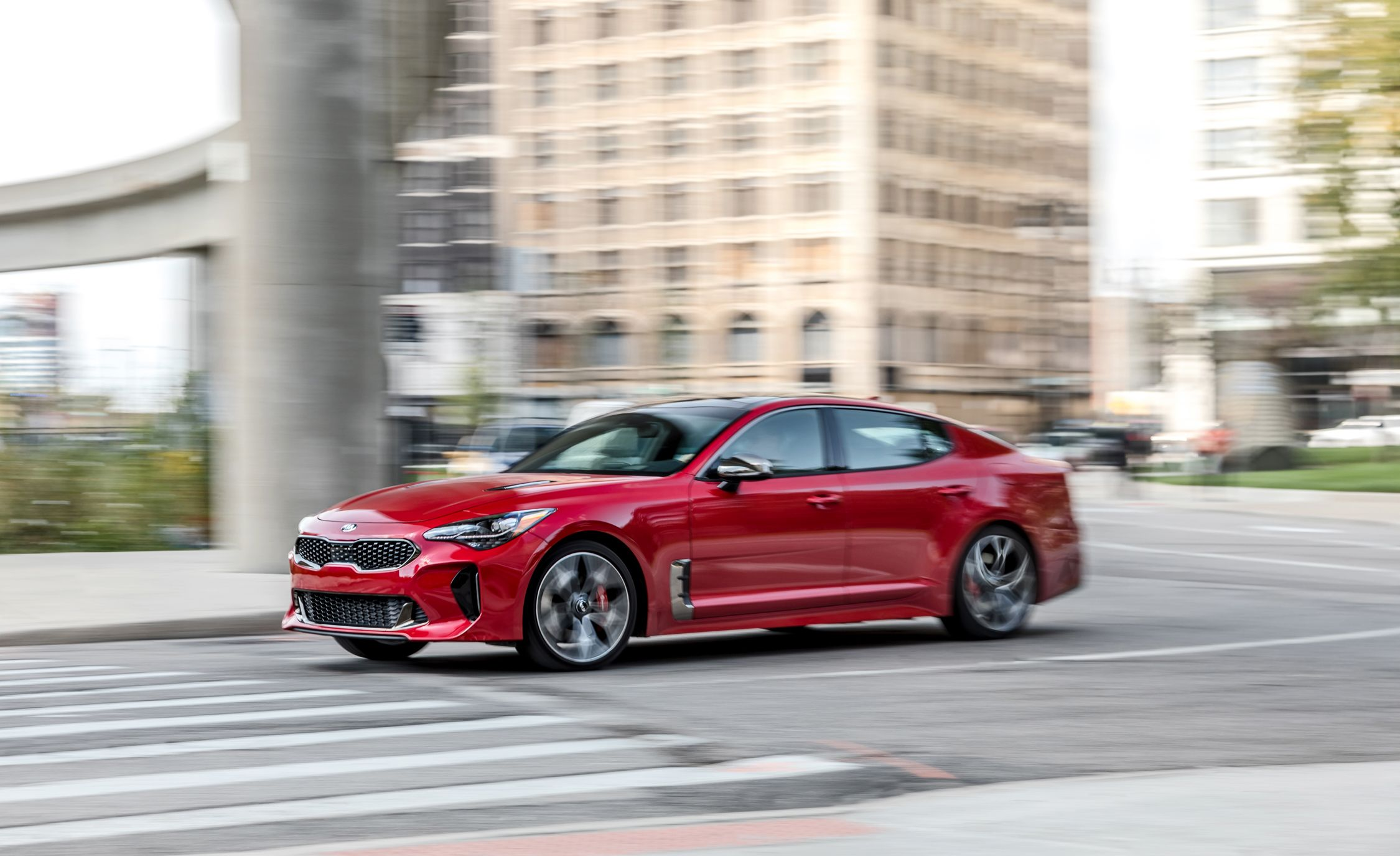 Kia Stinger Reviews | Kia Stinger Price, Photos, and Specs | Car ...
