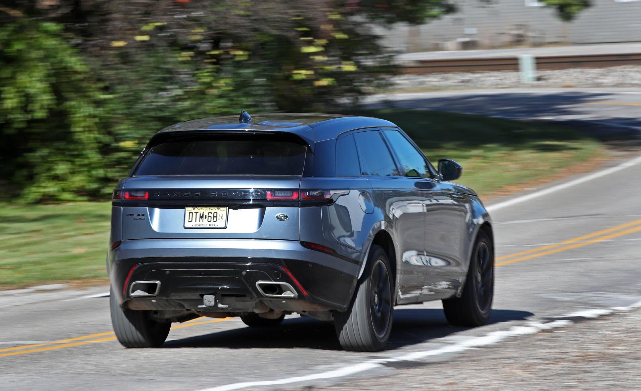 New Land Rover 2018 >> 2019 Land Rover Range Rover Velar Reviews Land Rover Range Rover
