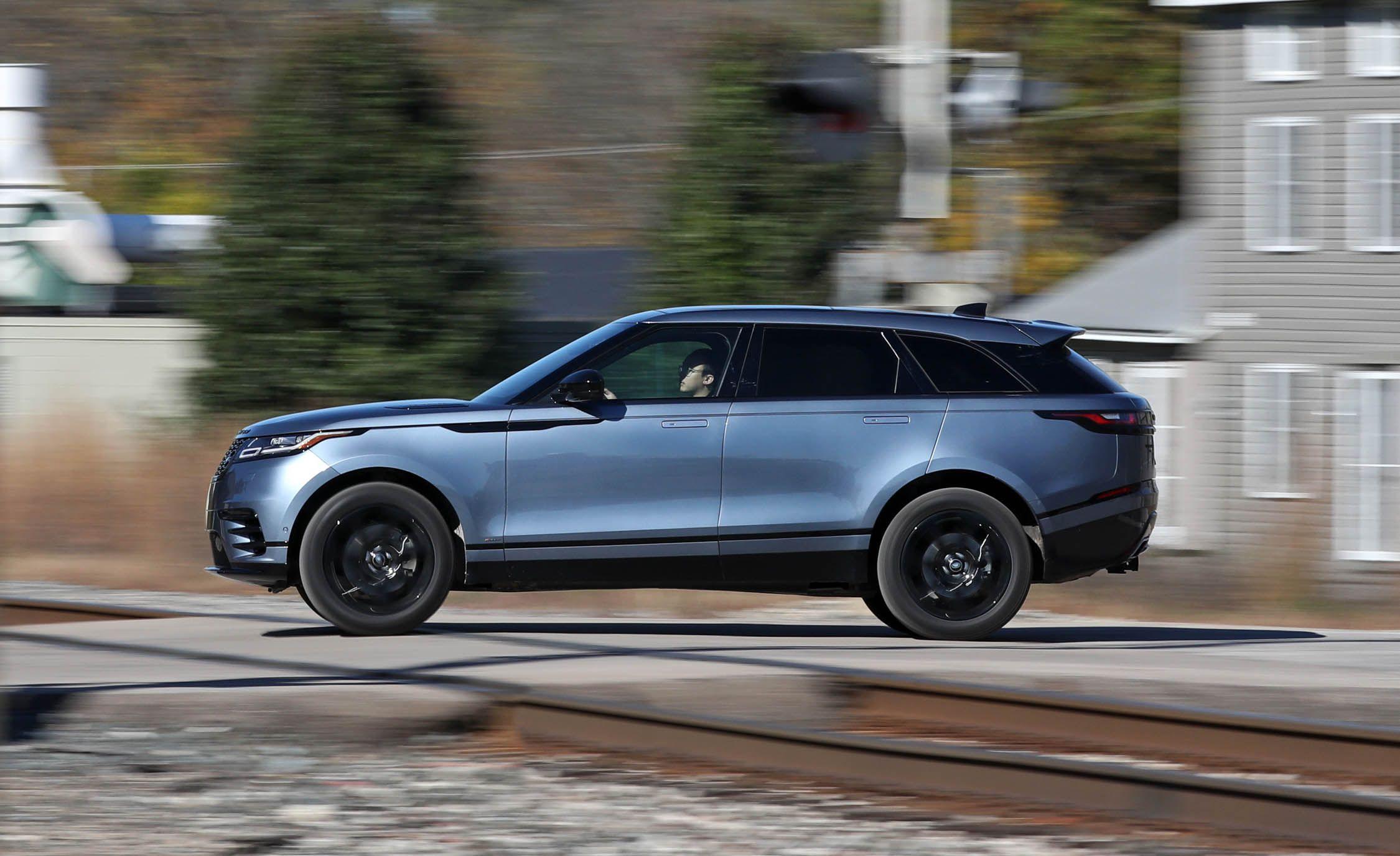 2020 Land Rover Range Velar Reviews Price Photos And Specs Car Driver
