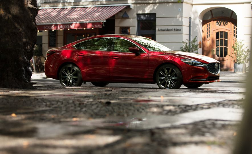 2018 Mazda 6 - Slide 6