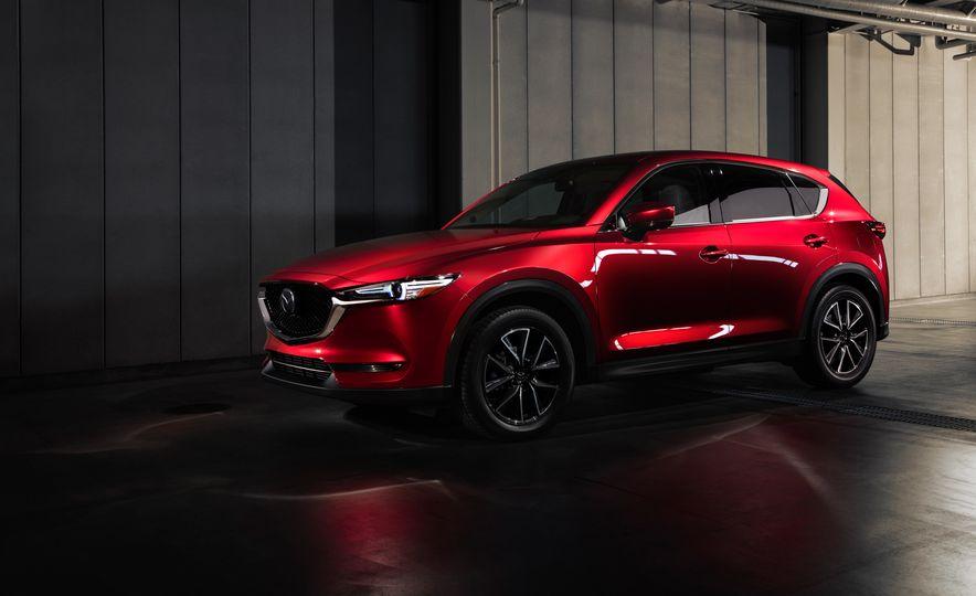 2018 Mazda CX-5 - Slide 1
