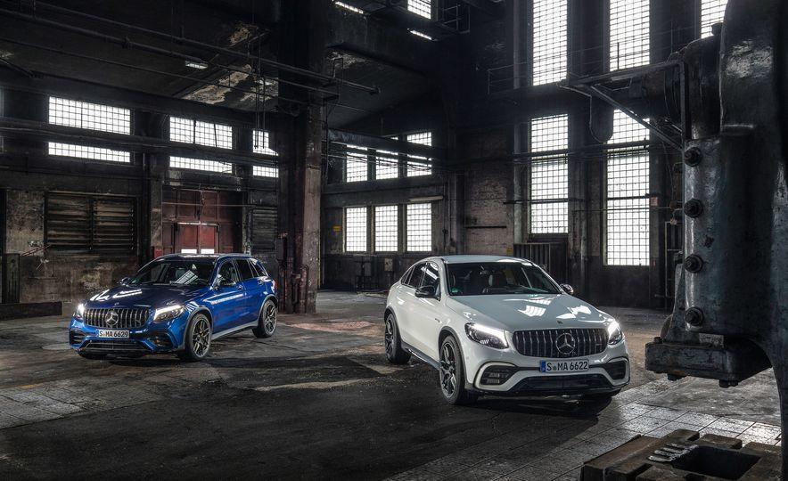 2018 Mercedes-AMG GLC63 S - Slide 3