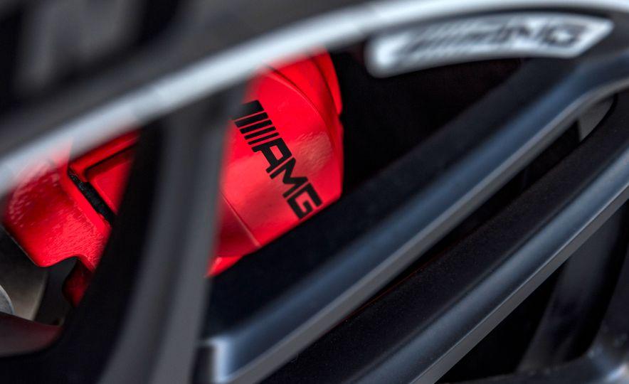 2018 Mercedes-AMG GLC63 S - Slide 35