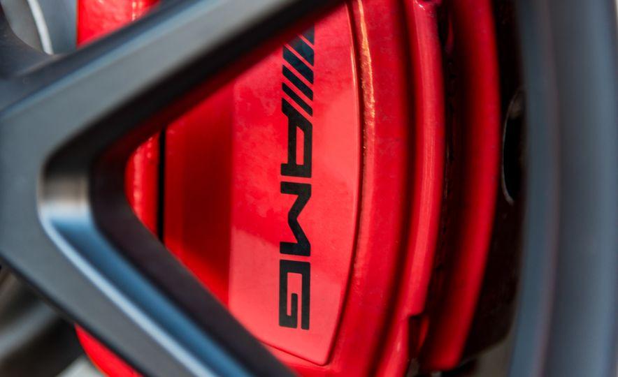 2018 Mercedes-AMG GLC63 S - Slide 36