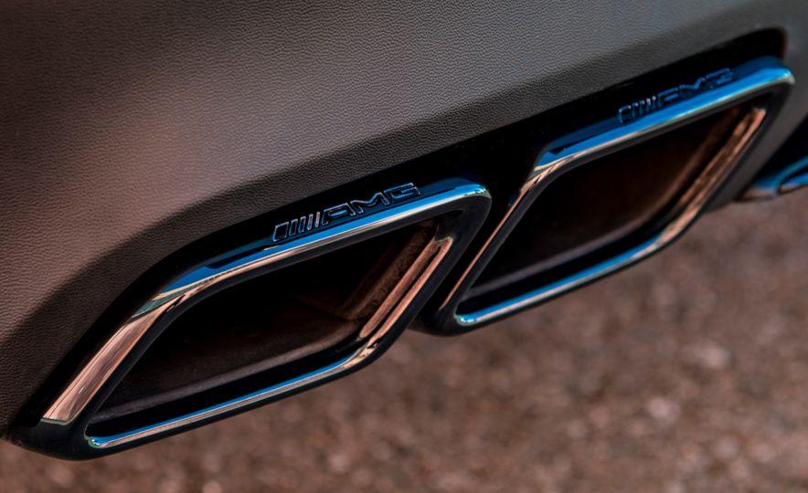 2018 Mercedes-AMG GLC63 S - Slide 39