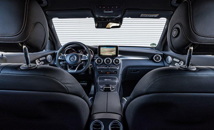 2018 Mercedes-AMG GLC63 S - Slide 41