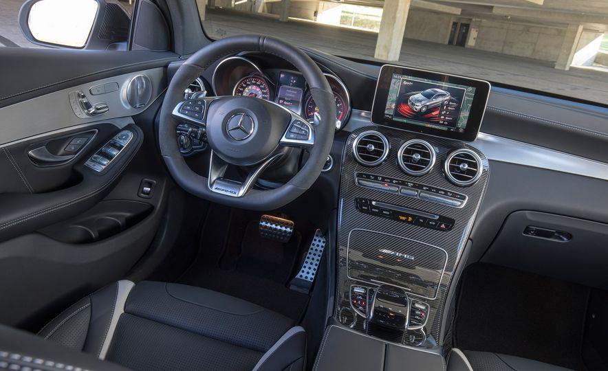2018 Mercedes-AMG GLC63 S - Slide 42