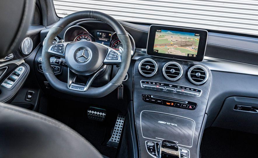 2018 Mercedes-AMG GLC63 S - Slide 43