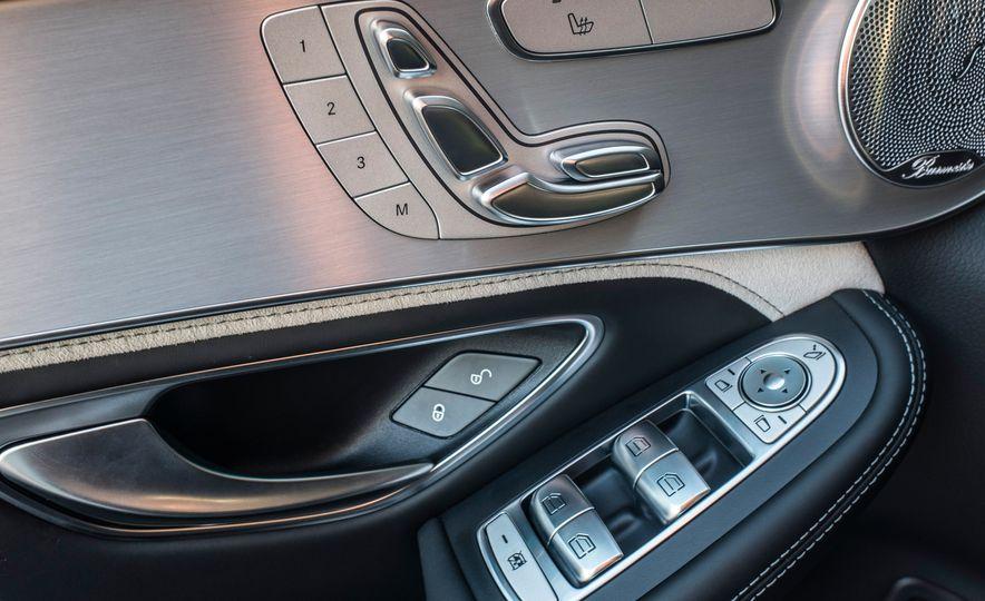 2018 Mercedes-AMG GLC63 S - Slide 52