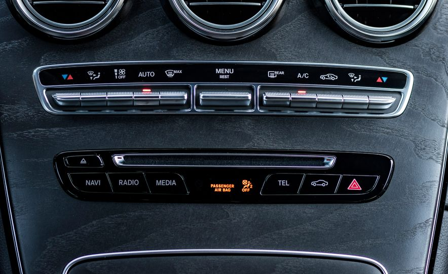 2018 Mercedes-AMG GLC63 S - Slide 53
