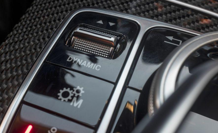 2018 Mercedes-AMG GLC63 S - Slide 55