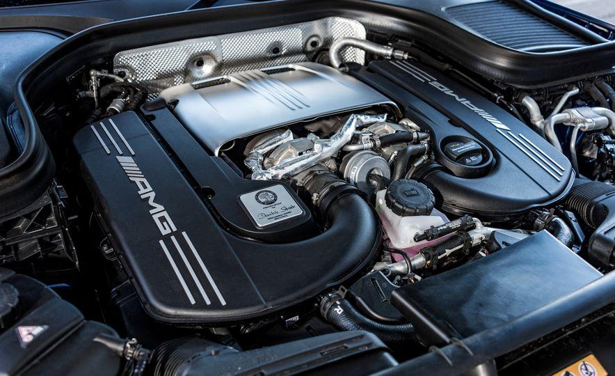 2018 Mercedes-AMG GLC63 S - Slide 63