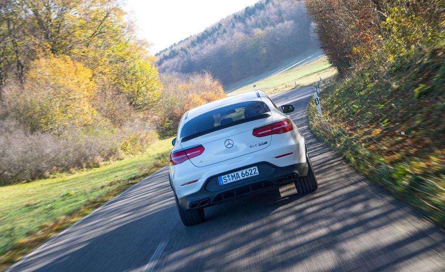 2018 Mercedes-AMG GLC63 S - Slide 68