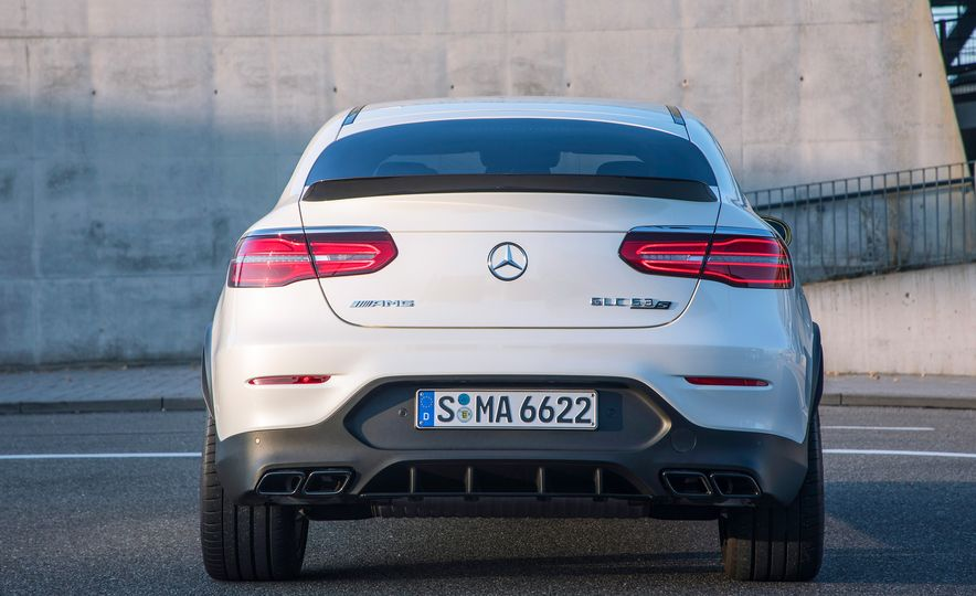2018 Mercedes-AMG GLC63 S - Slide 75