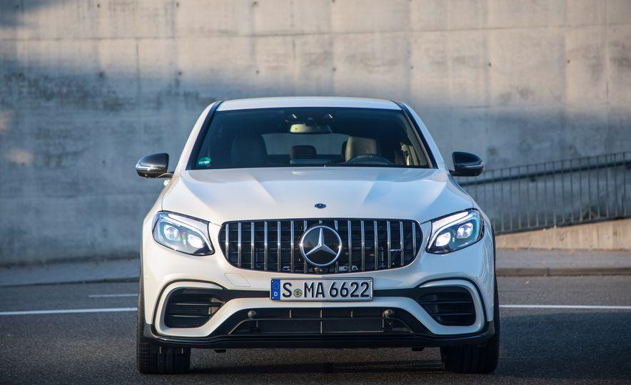 2018 Mercedes-AMG GLC63 S - Slide 80
