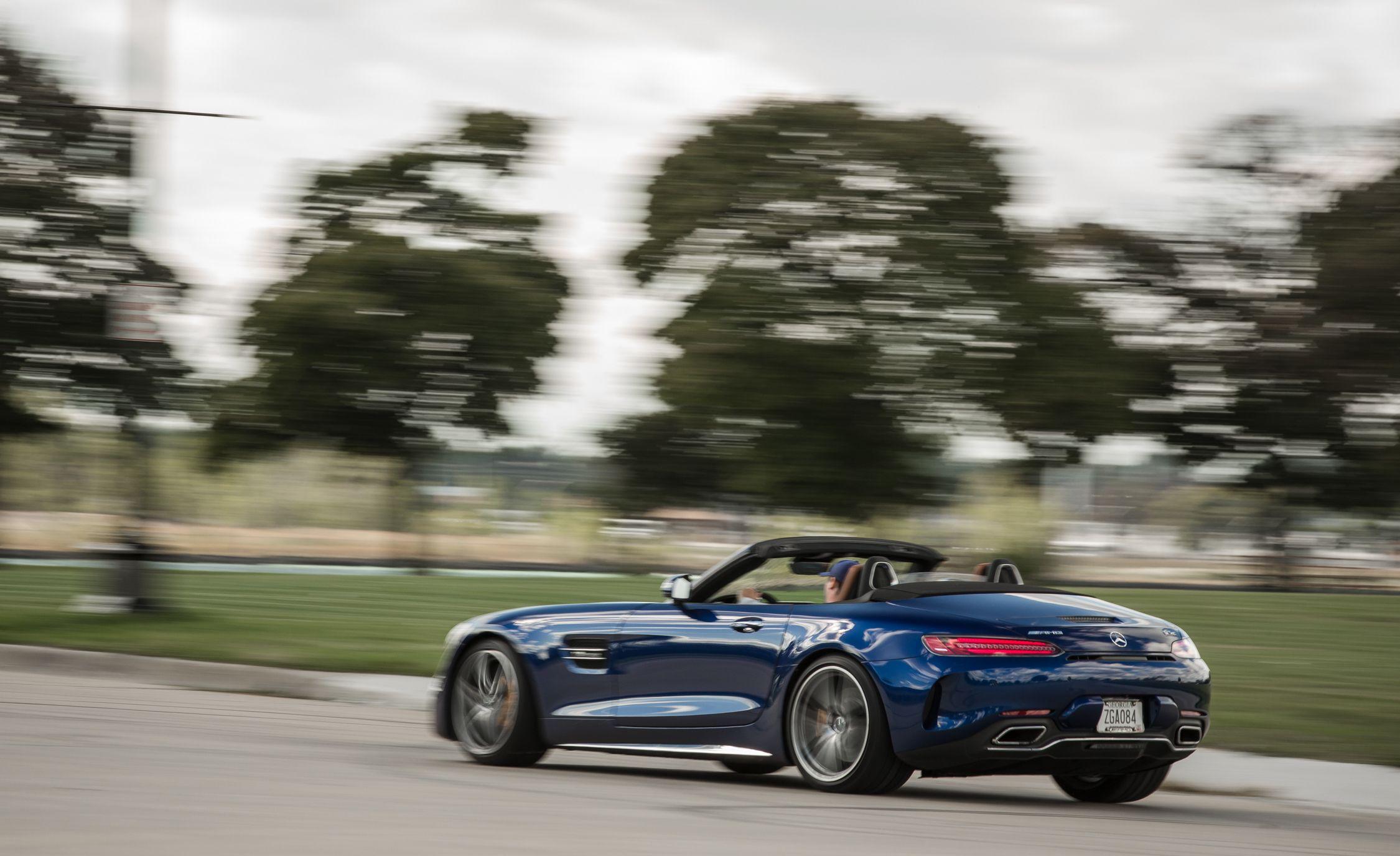Mercedes AMG GT C GT C Roadster GT R Reviews