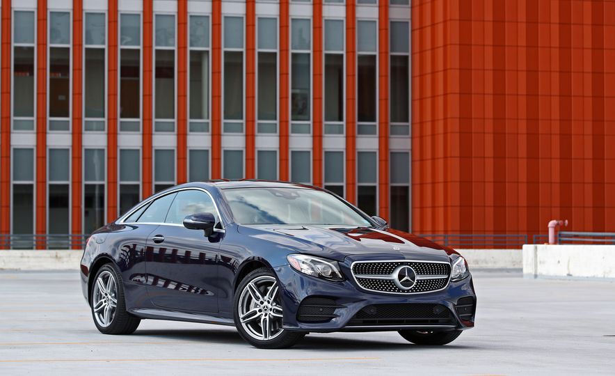 2018 Mercedes-Benz E400 coupe - Slide 25