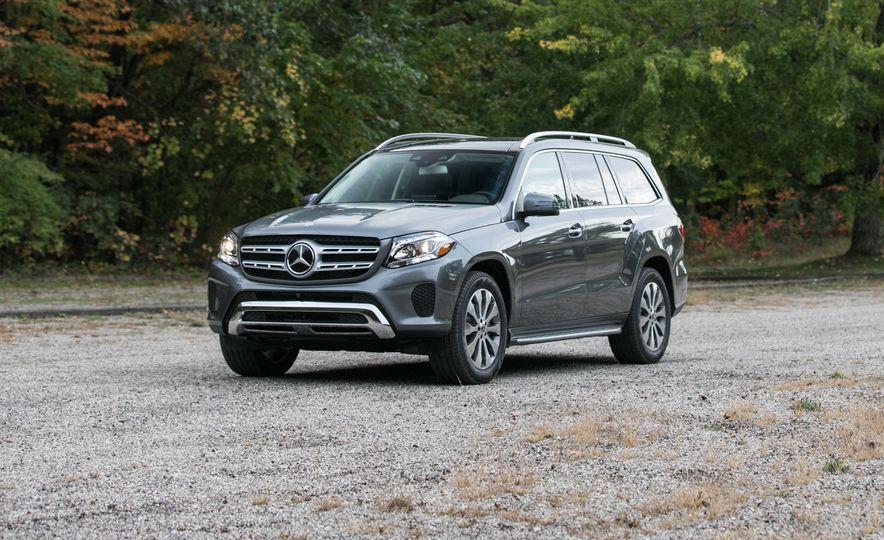 2018 Mercedes-Benz GLS450 - Slide 1