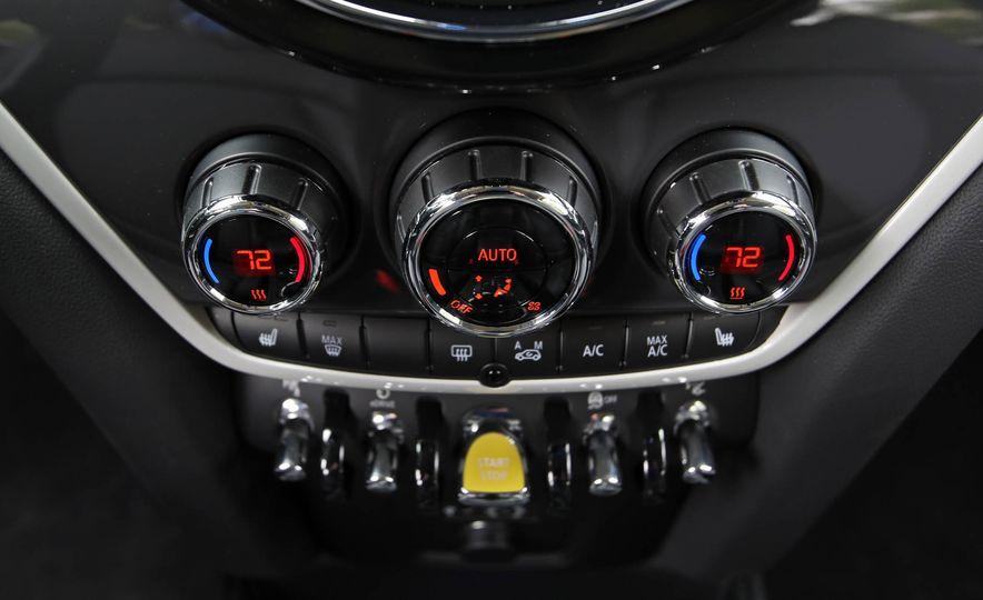 2018 Mini Cooper Countryman S E ALL4 Plug-In Hybrid - Slide 57