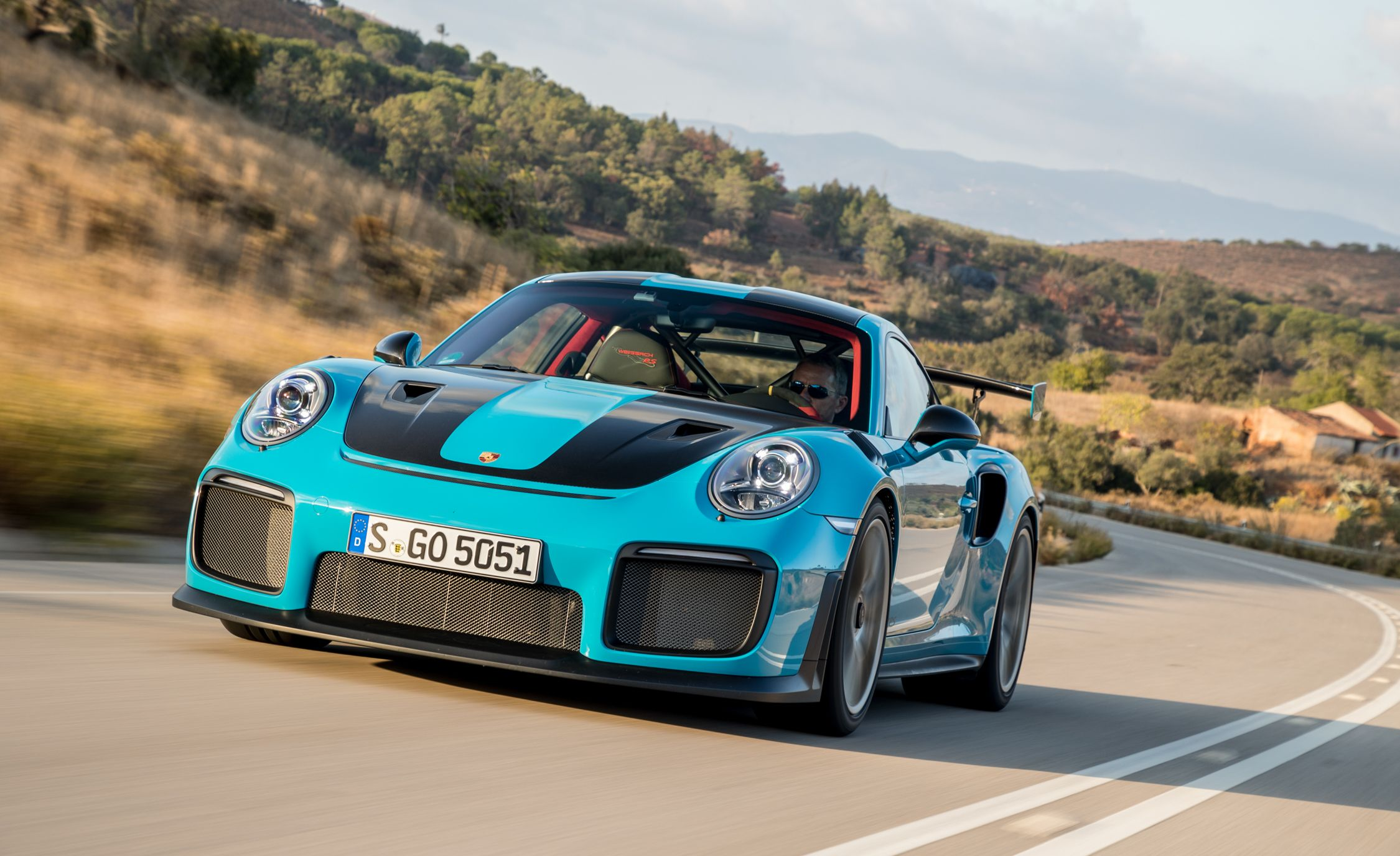 2018-PORSCHE-911-GT2-RS-101 Extraordinary Porsche 911 Gt2 Rs Used Cars Trend