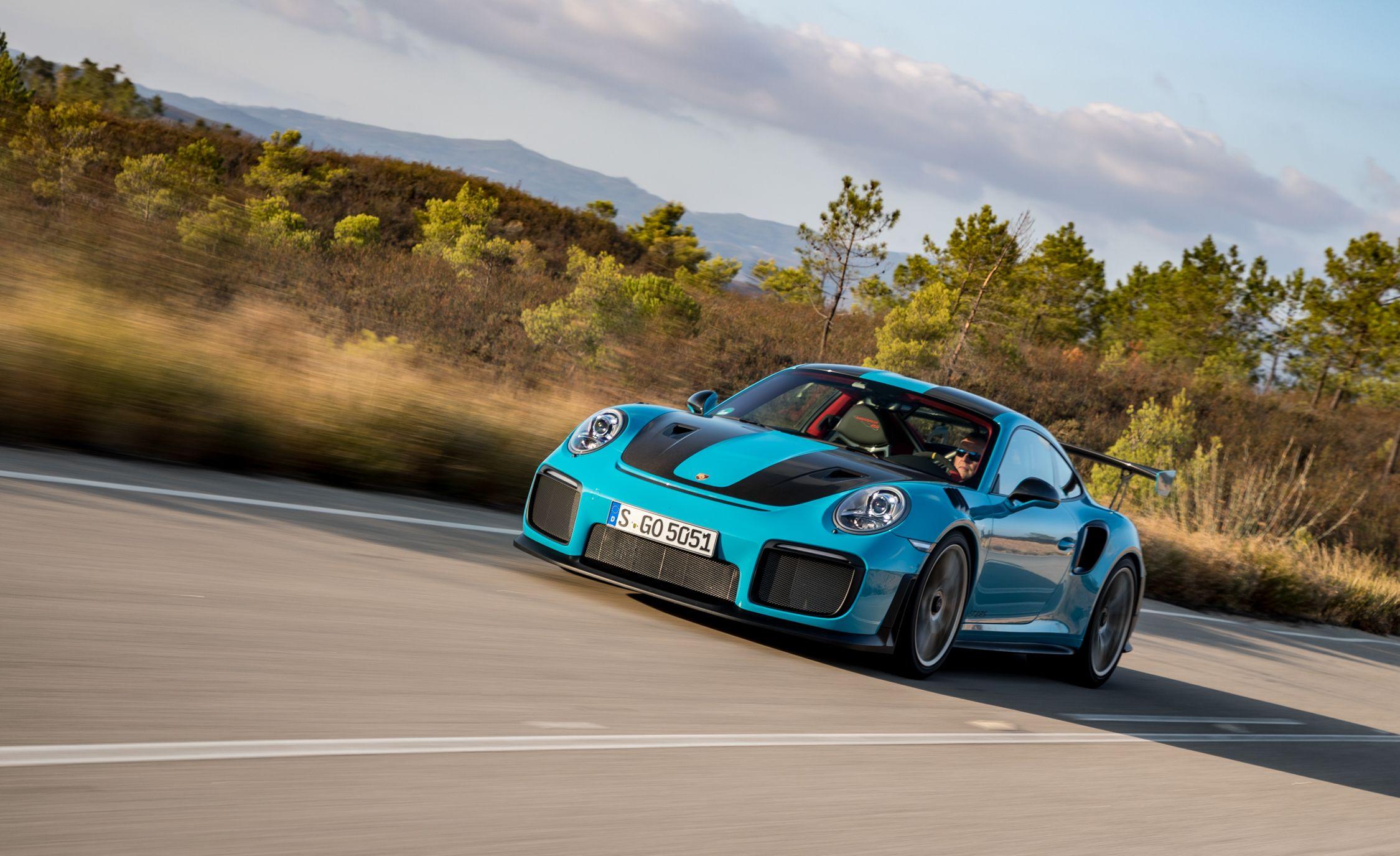 2018-PORSCHE-911-GT2-RS-102 Wonderful Porsche 911 Gt2 Rs Review Cars Trend