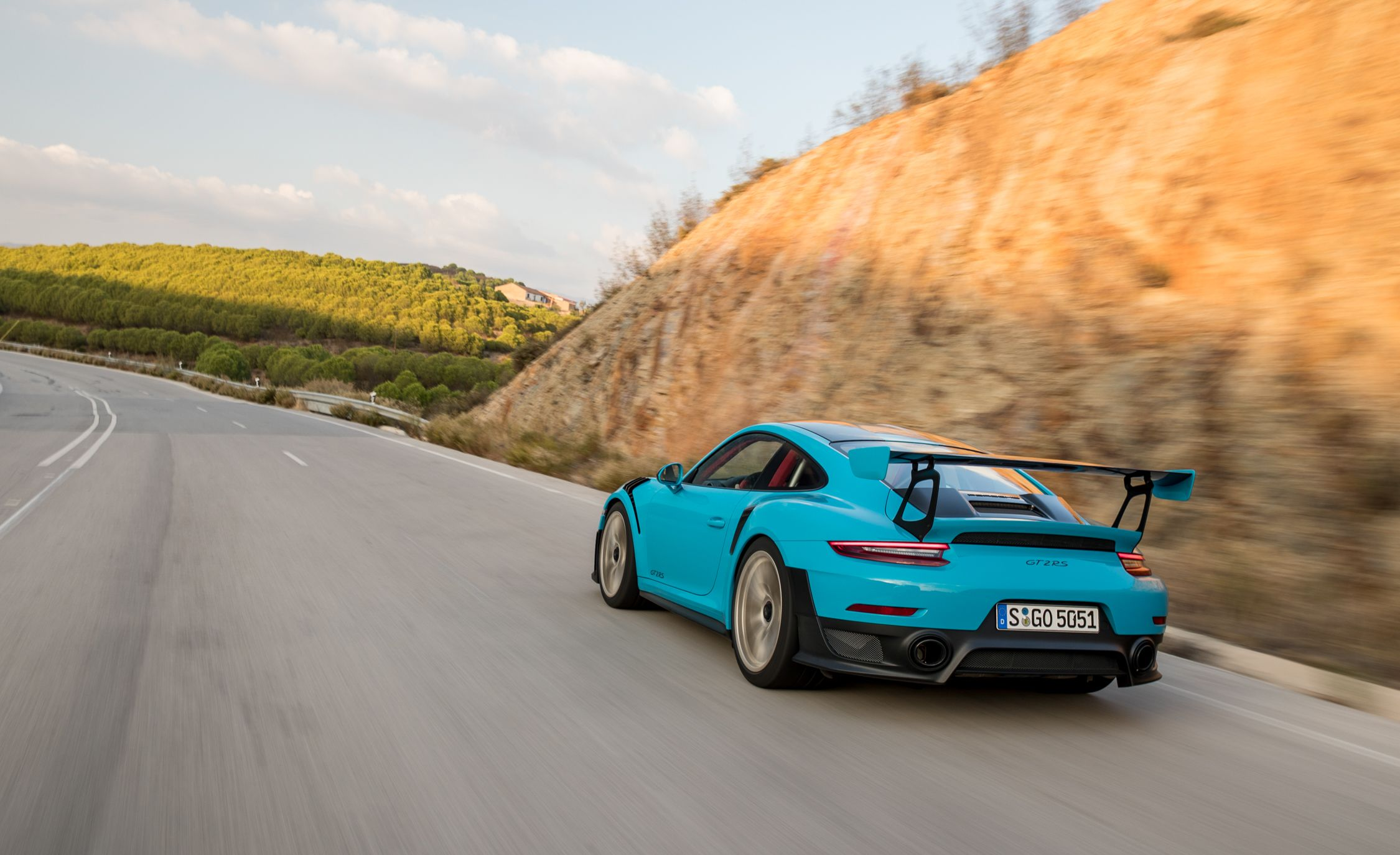 2019 Porsche 911 Gt2 Rs Reviews Price Photos And Specs Car Driver