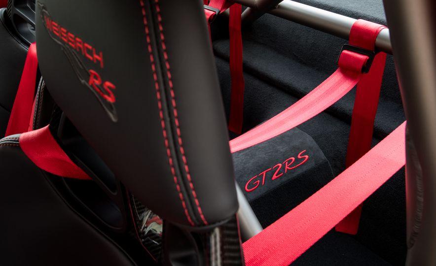 2018 Porsche 911 GT2 RS - Slide 78