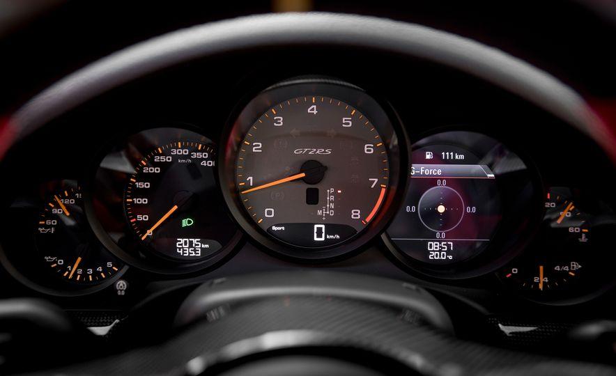 2018 Porsche 911 GT2 RS - Slide 85