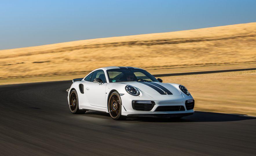 2018 Porsche 911 Turbo S Exclusive - Slide 1
