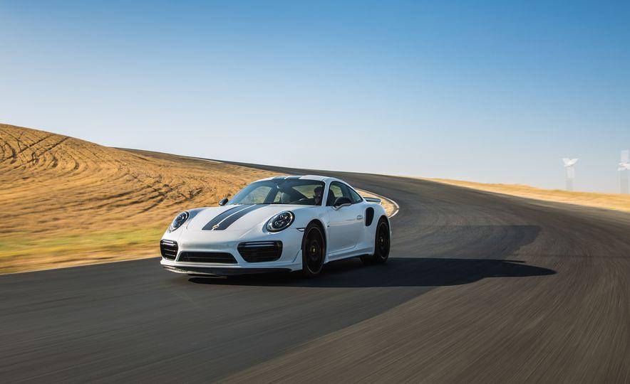2018 Porsche 911 Turbo S Exclusive - Slide 2