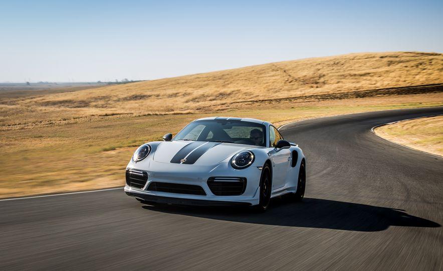 2018 Porsche 911 Turbo S Exclusive - Slide 3